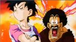 Videl and Hercule by neo-sunglasses