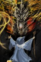 Balrog Of Morgoth quicky by metal-levon