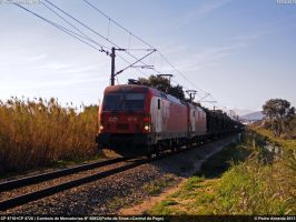 CP 4716+CP 4720 66852 Cardal 050213 by Comboio-Bolt