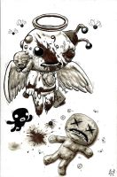 The Binding of Isaac by Tristan-Despero