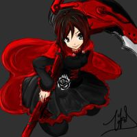 Ruby Rose by shelbybl