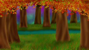 Fall Background by TlMBER