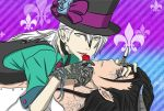 The Mad Hatter and His Lamb by Creed-Senpai