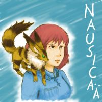 Nausicaa by umbreon19
