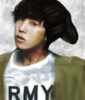 .:SungMin:. by discotheque-idol