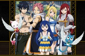 Fairy Tail by gbrsasunaru