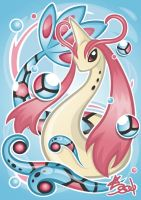 Milotic by Star-Soul