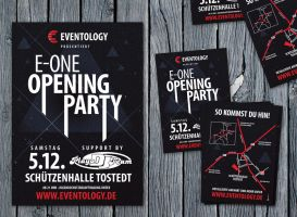 E-One Opening Party by BeJay