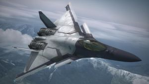 ace combat 6 : Chandelier by PhantomeDiclonius