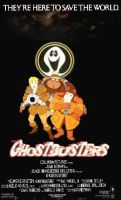 Filmations ghostbusters movie by rgbfan475