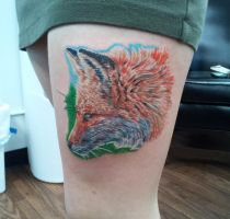 Foxy lady legs by adammdesigns