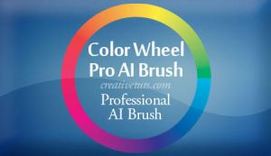 Color Wheel Pro AI Brush by Grasycho