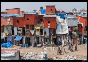Fancy Slum by jadedPhotographer