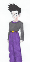 Dragon Ball GT: Goten by TempestVortex
