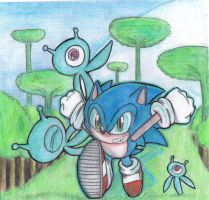 Sonic Colors by 3blurs