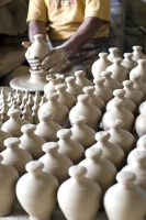 Pottery Factory by skyrill