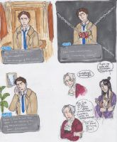 Turnabout Supernatural: Cas by triumph-forks