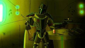 SWTOR - Mandalorian BH Cornered on Hutta by NULLARC-X