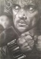 Game of Thrones - Tyrion Lannister by SKM-art