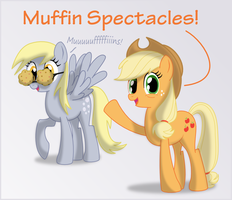 Muffin Spectacles by CTB-36