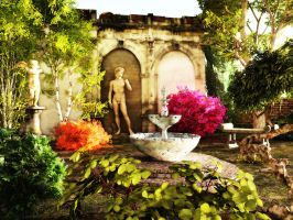 Garden by vicster56