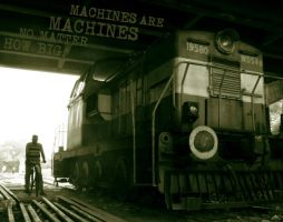 machine by filthytrip