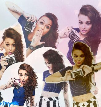 Blend Basico Cher Lloyd by RunFor5Guys