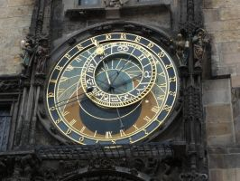 Prague, clock by thatsmeoverhere