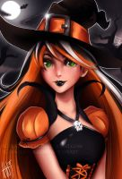 Happy Halloween! by xXLushieXx