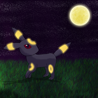 Umbreon by pichu90