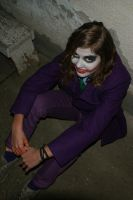 Joker cosplay by Bubuka812