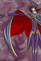 Lelouch Lamperouge Cape by Xpand-Your-Mind