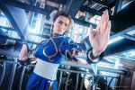 Street Fighter - Chun Li by wkwebsite