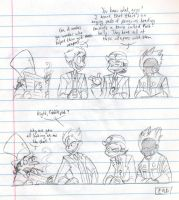 Random Batman Villain Comic 1 by BechnoKid