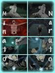 Minato and Naruto's similarities by Angie988