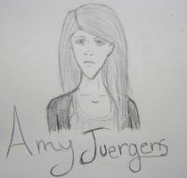 Amy Juergens by DoofusMaximus