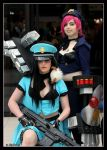 Police of Piltover by natsumi02