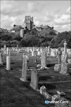 020908 God's Acre 1 bw by InsaneGelfling