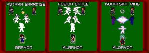 barkhon and klory fusions by goliad