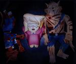 The demise of the SWAT Kats by coDDRy