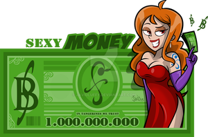 Sexy Money by JaviDLuffy