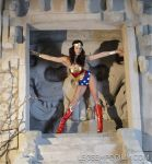LegsEmporium Elena Sexy Wonder Woman by LegsEmporium