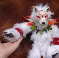 Amaterasu doll 3 by missmonster