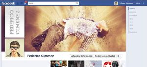 My Facebook timeline by Faplus