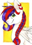 ACEO: Spearheart by CarrsCrap