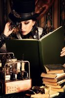 Steampunk research by Luria-XXII