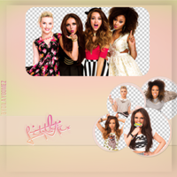 Little Mix PNG Pack ZIP by dilaygomez