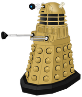 Mousedrawn Dalek by BlackySmith