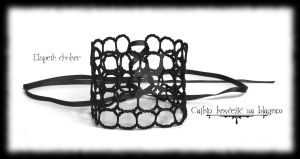 Elspeth choker by Cayca