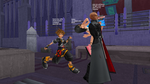 Master Xehanort Kid Nap Me And Sora Try Save Me by kari5